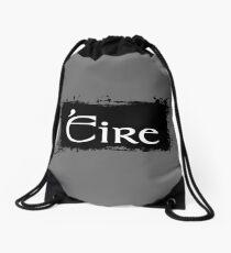 Eire - Ireland Drawstring Bag