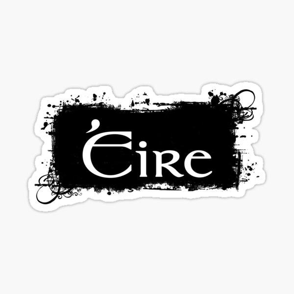 Eire - Ireland Sticker