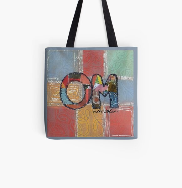 OM All Over Print Tote Bag