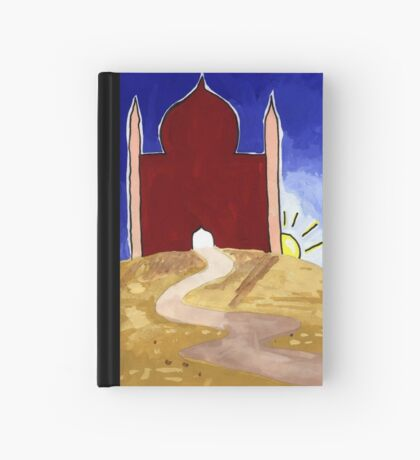 Mosque at Sunrise Hardcover Journal