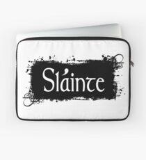 Slainte - Irish Toast Laptop Sleeve
