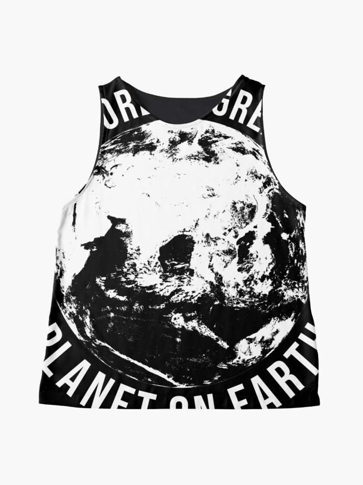Alternative Ansicht von Worlds Greates Planet On Earth  T-Shirt Geschenk Ärmelloses Top