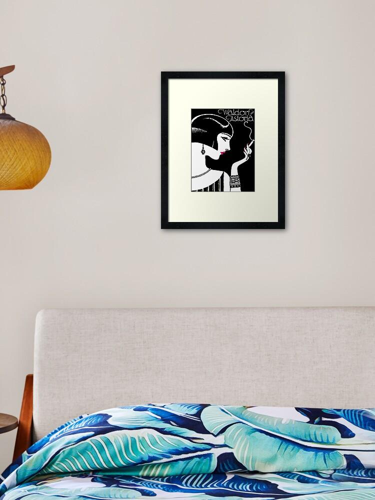 Print Poster Home Decor Gift Cabaret Wall Art