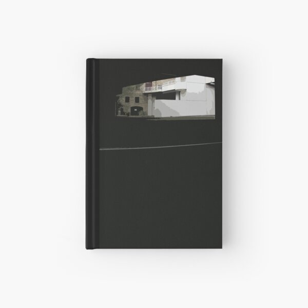 stripe Hardcover Journal