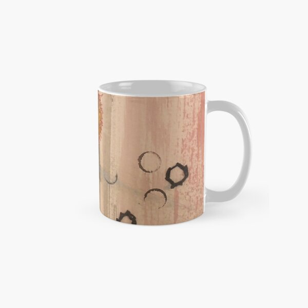Before a Thought Congeals Classic Mug