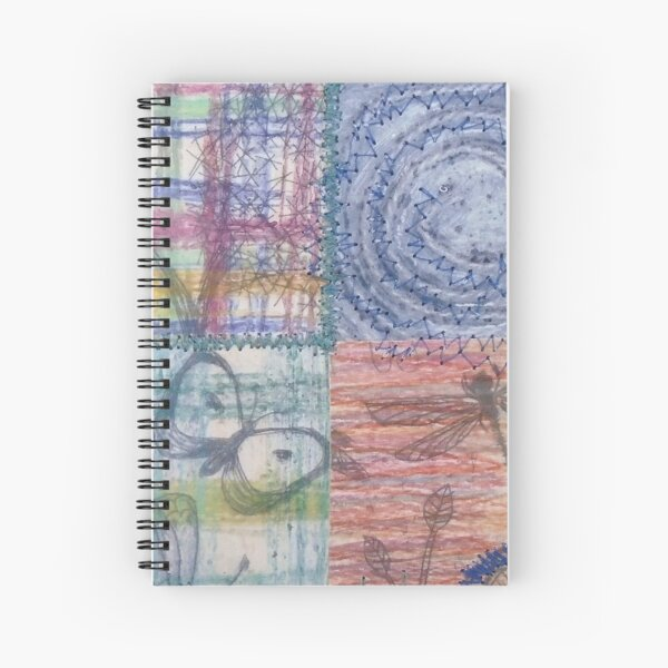 Life After Magma Spiral Notebook