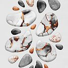 Pebble Treasures by Elisabeth Fredriksson