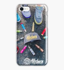 Vapes & Kicks iPhone Case/Skin