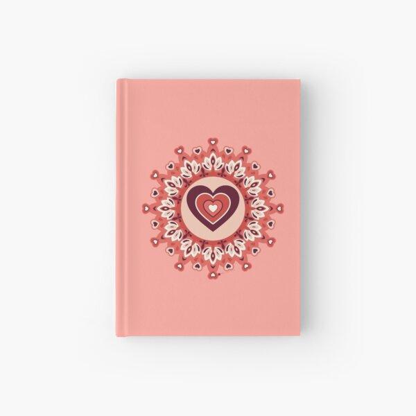 Heartbeat Hardcover Journal