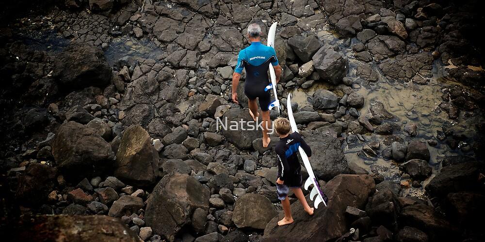 Surf Generations by Natsky