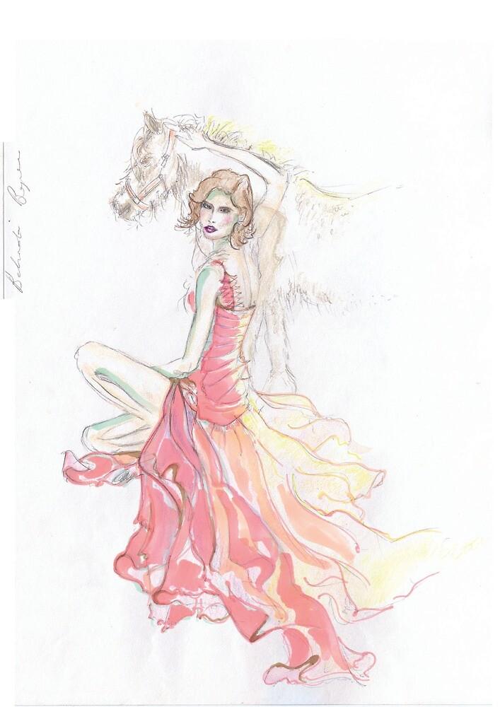 pony love by Belinda Baynes