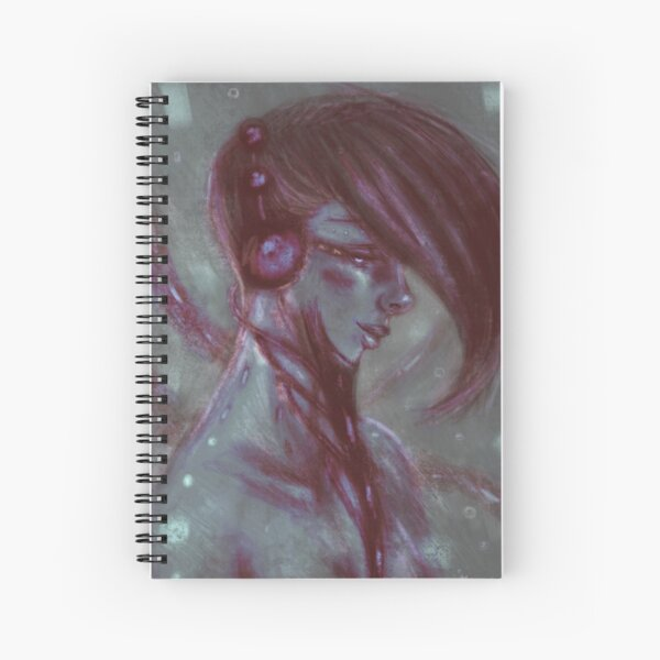 Connection Spiral Notebook