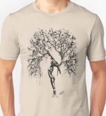 Nature Of Being By Rafi Perez Slim Fit T-Shirt