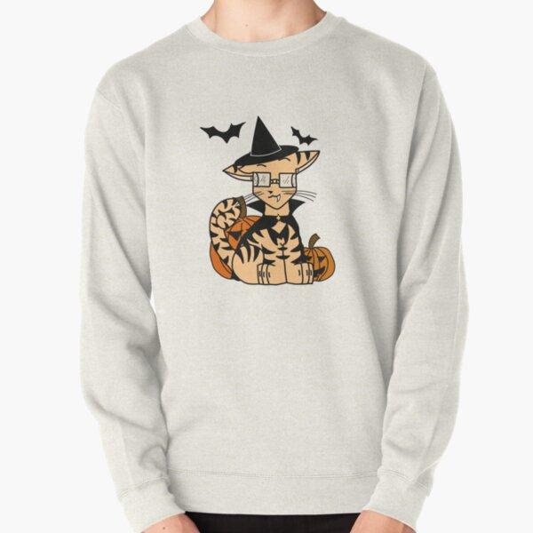 TechTigers Halloween Logo Pullover Sweatshirt