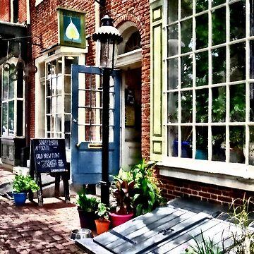 Philadelphia PA Coffeehouse by SudaP0408