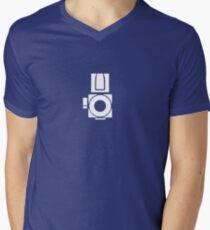 Hasselblad Logo 1 Men's V-Neck T-Shirt