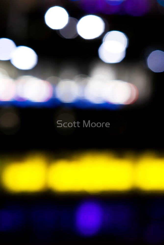 City Nights by Scott Moore
