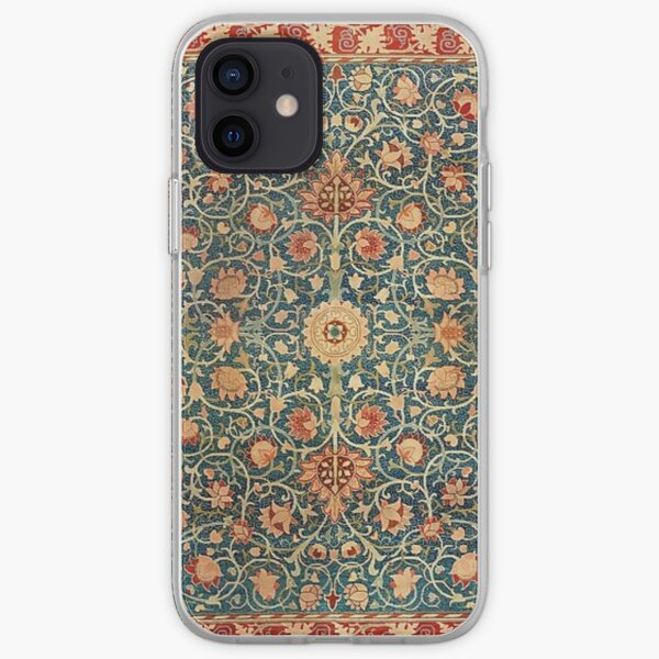 Holland Park William Morris iPhone Soft Case