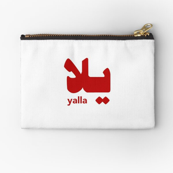 Yalla Zipper Pouch