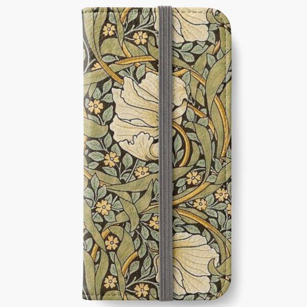William Morris Pimpernel iPhone Wallet