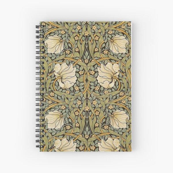 William Morris Pimpernel Cahier à spirale
