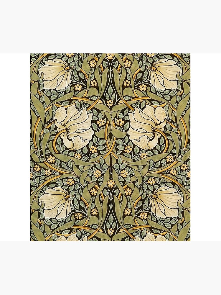 William Morris Pimpernel by historicalstuff