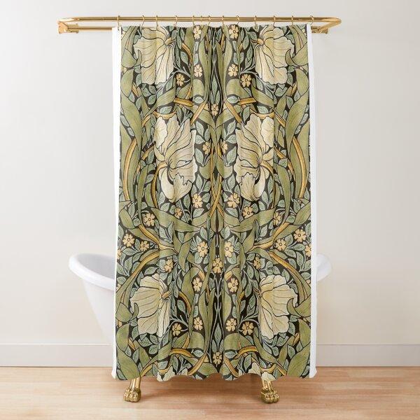 William Morris Pimpernel Shower Curtain