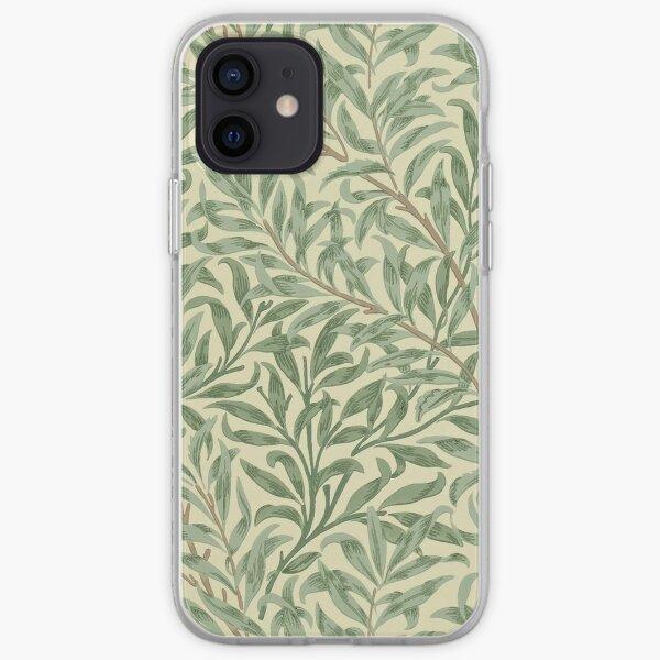 William Morris Willow Boughs iPhone Soft Case