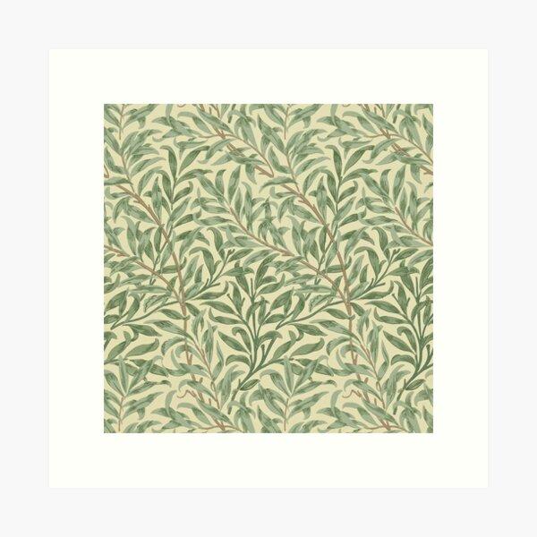 William Morris Willow Boughs Lámina artística