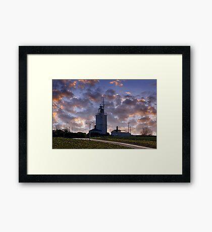 North Foreland Lighthouse Framed Print
