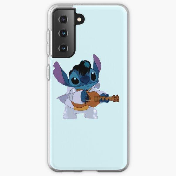 Stitch - Elvis Coque souple Samsung Galaxy