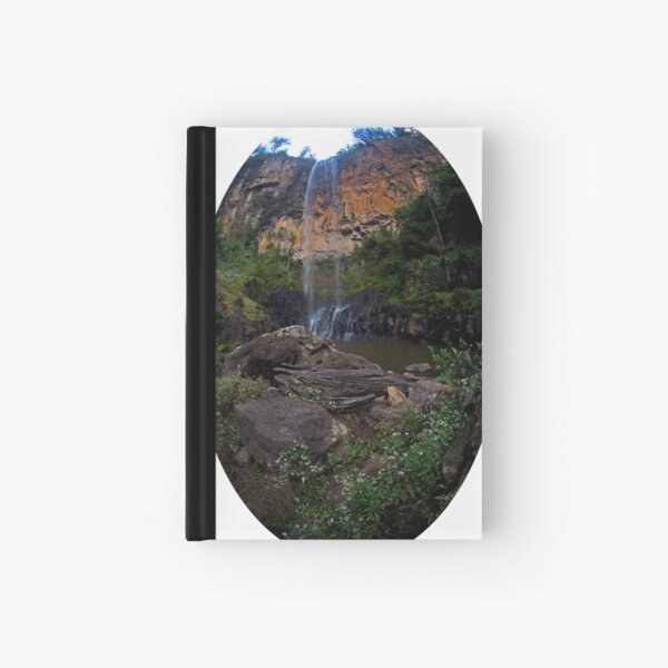 Purlingbrook Falls Hardcover Journal