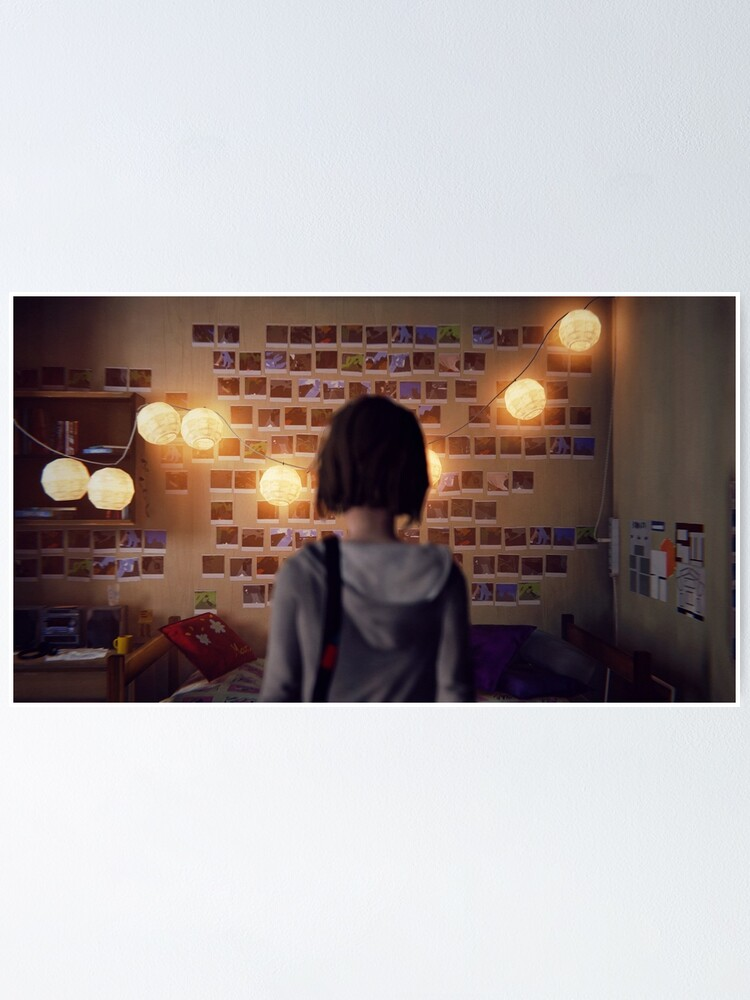 Alternate view of Life is Strange Photos Poster Poster