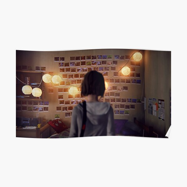 Life is Strange Photos Poster Poster