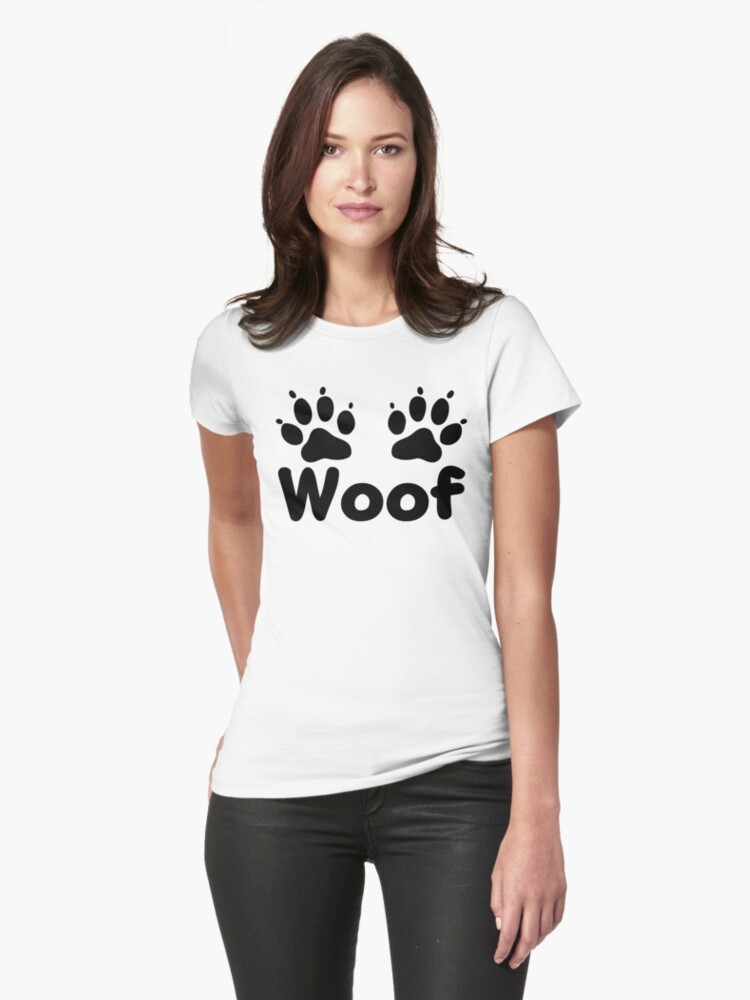 Woof Dog Paws by KimberlyMarie