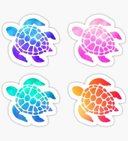 Turtles Pack Sticker
