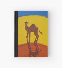 FUNKY CAMEL (OUTBACK AUSTRALIA) Hardcover Journal