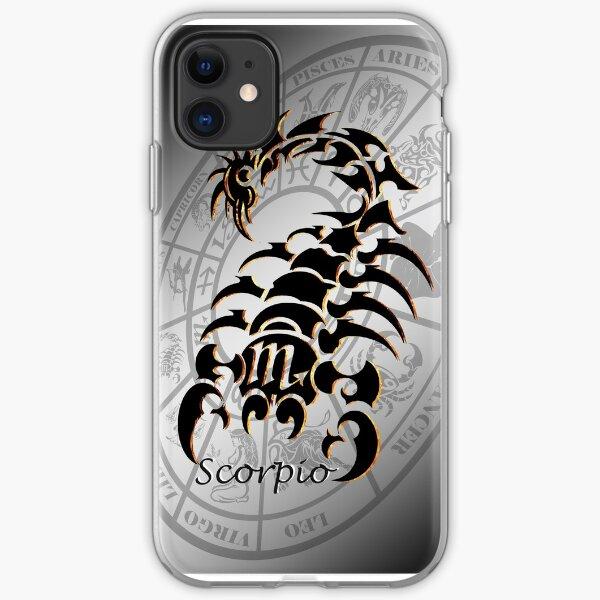 Scorpio Scorpion Zodiac Sign Horoscope in Space Metal Vanity Tag License Plate