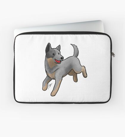 Australian Cattle Dog/ Blue Heeler Laptop Sleeve