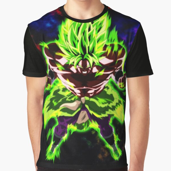 Broly explode Graphic T-Shirt