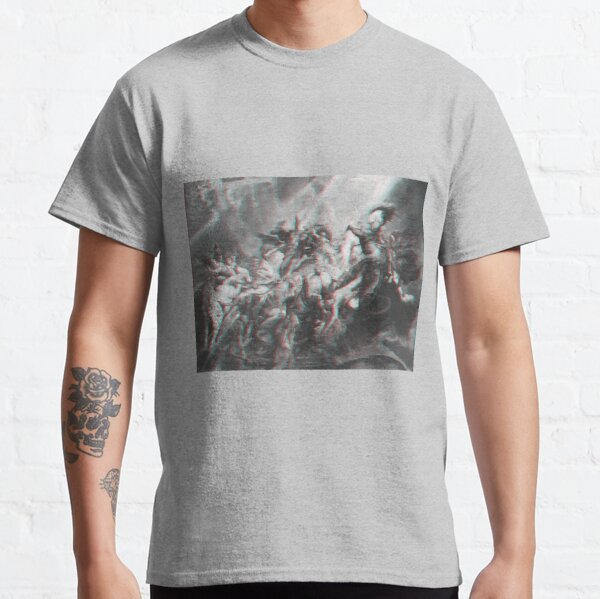 The Fall of Phaeton Anaglyph  Classic T-Shirt
