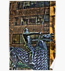 Tin Man Tin Horse Poster