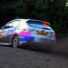 rally gb subaru by DaveButt