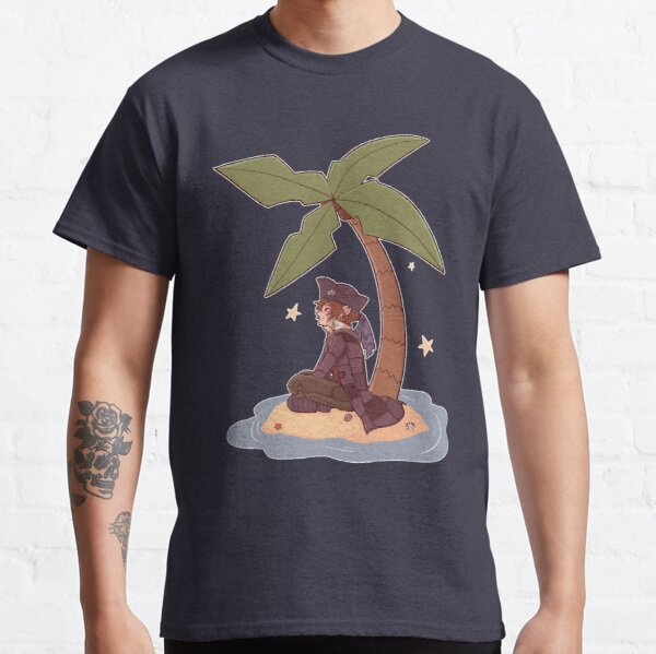 Pirate Island Classic T-Shirt
