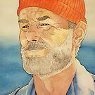 Bill Murray by B-Dawg-Drawls