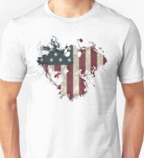 American Eagle - White Unisex T-Shirt