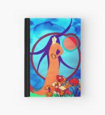 Spirt Lady Hardcover Journal