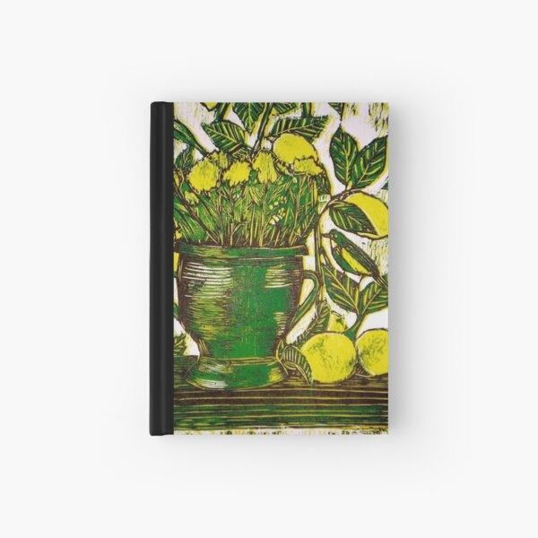Mothers Day - Woodcut Hardcover Journal