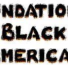 Foundational Black American by DammonsLLC