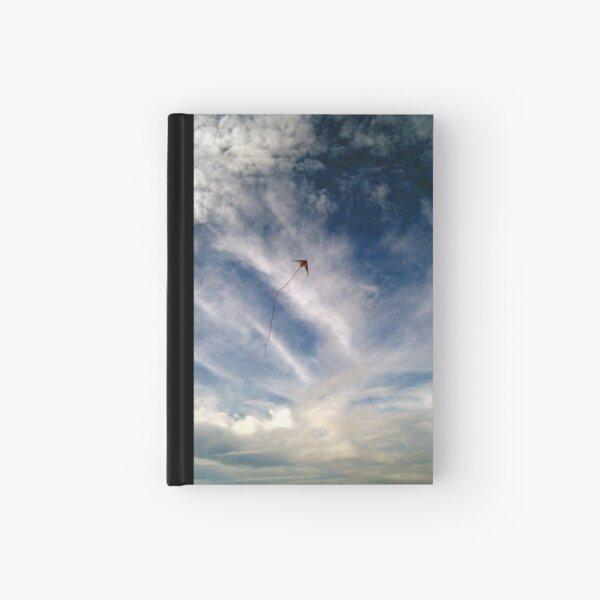 """ Flying Solo "" Hardcover Journal"